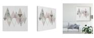 "Trademark Global Jarman Fagalde Amuse I Canvas Art - 20"" x 25"""