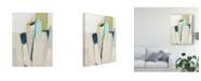"Trademark Global June Erica Vess Process Transition I Canvas Art - 15"" x 20"""