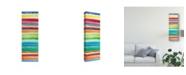 "Trademark Global Regina Moore Cabana Panel I Canvas Art - 15"" x 20"""