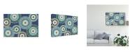 "Trademark Global Veronique Charron Otomi Lake XI Canvas Art - 20"" x 25"""