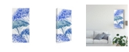 """Trademark Global Melissa Wang Little Sapling II Canvas Art - 37"""" x 49"""""""