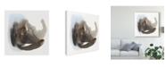 "Trademark Global Renee W. Stramel Embodiment II Canvas Art - 27"" x 33"""