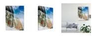 "Trademark Global Sisa Jasper Dallas Architecture I Canvas Art - 20"" x 25"""