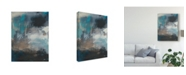 "Trademark Global Sue Jachimiec Umbra I Canvas Art - 37"" x 49"""