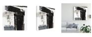 "Trademark Global Ethan Harper Ua Ch Demolition I Canvas Art - 15"" x 20"""