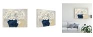 "Trademark Global Samuel Dixon White Bouquet Canvas Art - 15"" x 20"""