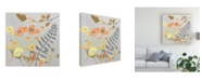 "Trademark Global Melissa Wang Sundown II Canvas Art - 15"" x 20"""