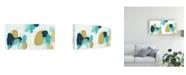 "Trademark Global June Erica Vess Boundless I Canvas Art - 20"" x 25"""