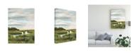 "Trademark Global Naomi Mccavitt Marsh Landscapes I Canvas Art - 15"" x 20"""