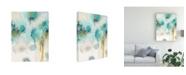 "Trademark Global June Erica Vess Sea Cloud II Canvas Art - 20"" x 25"""
