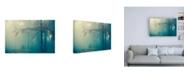 "Trademark Global PhotoINC Studio Woods Canvas Art - 36.5"" x 48"""