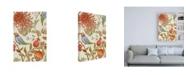 "Trademark Global Incado Nordic Victorian II Canvas Art - 36.5"" x 48"""