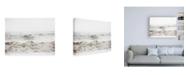 "Trademark Global Design Fabrikken Breaking Waves Fabrikken Canvas Art - 15.5"" x 21"""