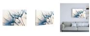 "Trademark Global PhotoINC Studio Mystic Blue Canvas Art - 27"" x 33.5"""
