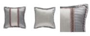 """Croscill Seraphina 16"""" x 16"""" Fashion Pillow"""