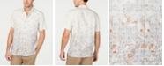 Tasso Elba Men's Paisley Short Sleeve Silk Shirt, Created for Macy's