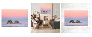 "CHRISTOPHER KNIGHT COLLECTION - Rockaway Beach Canvas Art, 54"" x 36"""