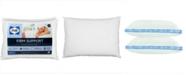 Sealy 100% Cotton Firm Support Standard/Queen Pillow 2 Pack