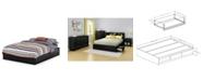 South Shore Fusion Bed, Queen