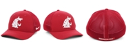 Nike Washington State Cougars Aerobill Mesh Stretch Fitted Cap