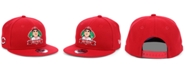 New Era Big Boys Joey Votto Cincinnati Reds Lil Player 9FIFTY Snapback Cap