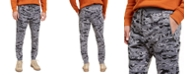 INC International Concepts I.N.C. Men's Gray Camo Joggers, Created For Macy's