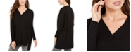 Style & Co Petite V-Neck Tunic, Created For Macy's
