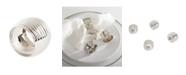 Saro Lifestyle Round Napkin Ring, Set of 4