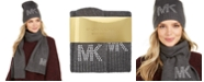 Michael Kors 2-pc Scarf & Hat Set