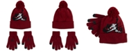 Jordan Big Boys 2-Pc. Jumpman Classic Beanie & Gloves Set