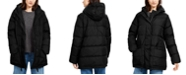 Eileen Fisher Hooded Puffer Jacket