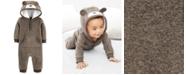 Carter's Baby Boys Bear Fleece Coverall