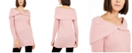 INC International Concepts INC Cashmere Boat-Neck Tunic Sweater, Created For Macy's