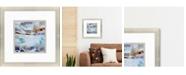 """Paragon Rocky Bay I Framed Wall Art, 24"""" x 24"""""""