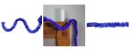 Northlight 12' Traditional Lavish Blue Christmas Tinsel Garland - Unlit