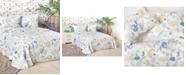 carol & frank Brie Lagoon Twin Quilt