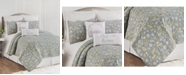 C&F Home Dandelion Court King Quilt Set