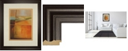 "Classy Art Head Over Heels by Helen Shulman Framed Print Wall Art, 34"" x 40"""