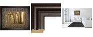 "Classy Art Woodland Sweep by Dennis Frate Framed Print Wall Art, 34"" x 40"""