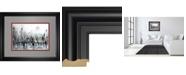 "Classy Art Grande Ville by Kadniri A Framed Print Wall Art, 34"" x 40"""