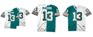 Mitchell & Ness Men's Dan Marino Miami Dolphins Home & Away Split Legacy Jersey
