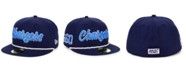 New Era Little Boys Los Angeles Chargers On-Field Sideline Home 59FIFTY Fitted Cap