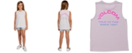 Volcom Big Girls Logo-Print Sleeveless T-Shirt