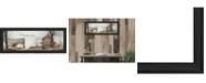 "Trendy Decor 4U Bless This Home By John Rossini, Printed Wall Art, Ready to hang, Black Frame, 21"" x 9"""