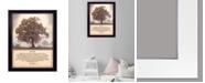 "Trendy Decor 4U Buddies by Bonnie Mohr, Ready to hang Framed Print, White Frame, 19"" x 15"""