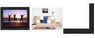 "Trendy Decor 4U Teamwork By Trendy Decor4U, Printed Wall Art, Ready to hang, Black Frame, 19"" x 15"""
