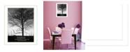 "Trendy Decor 4U Passion By Trendy Decor4U, Printed Wall Art, Ready to hang, White Frame, 18"" x 14"""