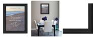 "Trendy Decor 4U Character By Trendy Decor4U, Printed Wall Art, Ready to hang, Black Frame, 15"" x 19"""