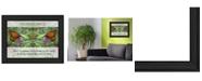 "Trendy Decor 4U Significance By Trendy Decor4U, Printed Wall Art, Ready to hang, Black Frame, 14"" x 10"""