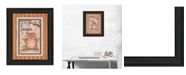 """Trendy Decor 4U Imagine By Mary June, Printed Wall Art, Ready to hang, Black Frame, 14"""" x 18"""""""